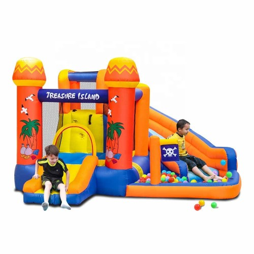 Inflatable Pool Water Slide Bounce House