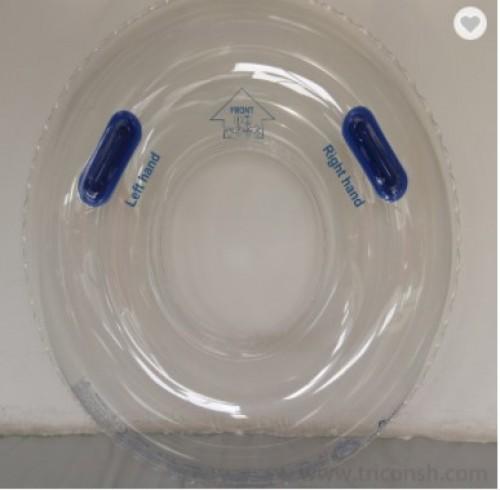 Transparent Towable Tube