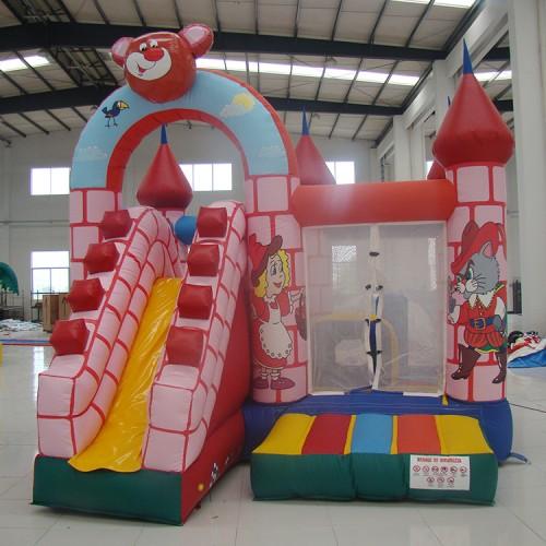 Custom Dual Lane Bouncy Castle