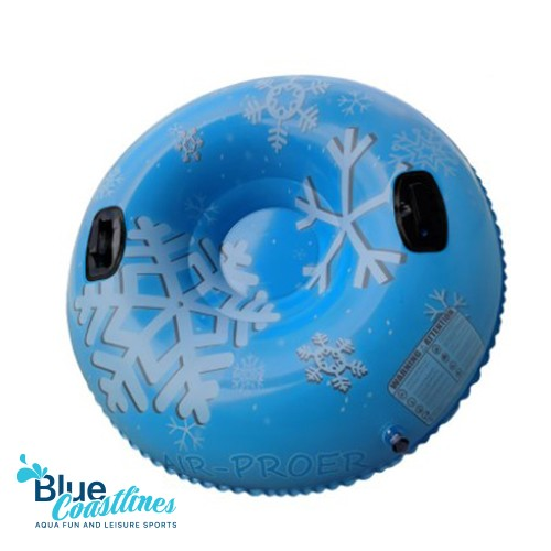 Adult skiing Snow Sleds Inflatable Snow Tube