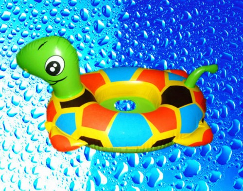 Inflatable Water Sofa