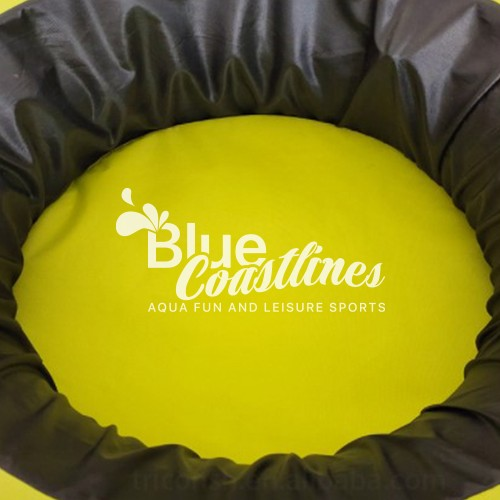 PVC Tube Cold-Resistant Inflatable Circle Snow Tubes
