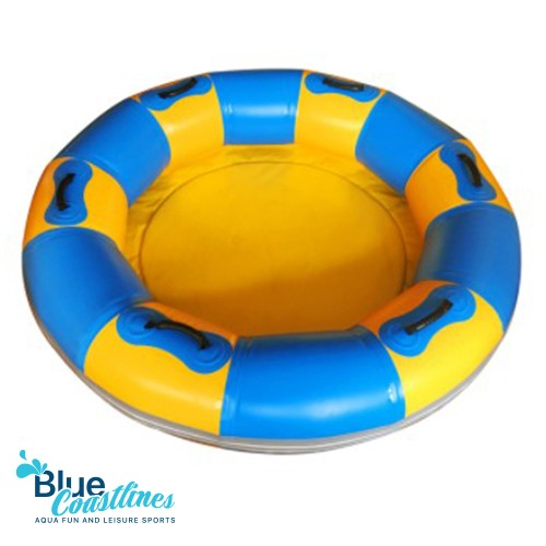 Heavy duty PVC Inflatable Water River Tubes Amusement Rafts