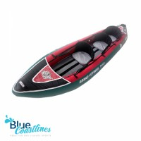 Lightweight 4 Person Inflatable Boat