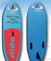Light Weight Inflatable Paddle Race SUP Boards