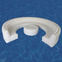 Hot Technic PVC Outdoor Inflatable Water sofa