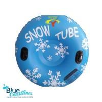 Round Shape Heavy Duty PVC Tubing Snow Sleds