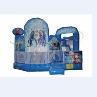 Inflatable Frozen Jumping Castle
