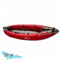 Inflatable Fabric Folding Fishing Boat