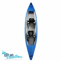 Heavy Duty Coated Fabric Inflatable Kayak