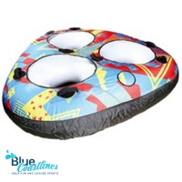 Inflatable Water Boat Towable Tube