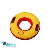 Sport Lounge Inflatable Water Float 53 Diameter Inner Tube
