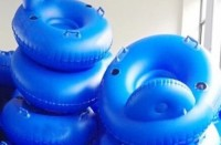 Inflatable Durable PVC River Tube